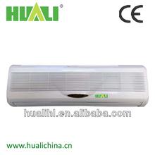 CE standard water chiller use high wall split fan coil units