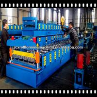 Dubai IBR 0.25mm - 0.8mm Profile Roll Forming Equipment