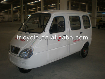 Made in chongqing motorcycle ambulance for sale