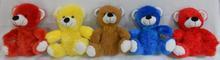 """10"""" Bear 5asst colors"""