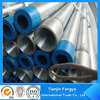 ERW Hot Dip Galvanized Mild Round Hollow Steel Pipe