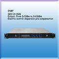 Externa modulada multi- el puerto de salida 1550 de televisión por cable de fibra óptica del transmisor