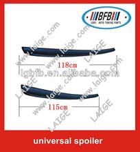 Abs rear lip spoiler universal spoiler coches ( 115 cm / 118 cm )