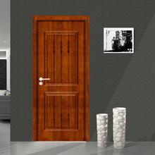 wooden door frame decoration