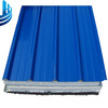 best price EPS and color steel sheet laminated insulation board