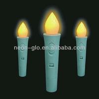 Flameless Amber light LED Buddhist altar candles