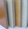melamine faced MDF 18 mm,wood grain colour