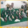 Haobo China Factory Granite Animal Fish Small Stone Sculpture