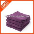 Promocional de algodón color sólido toalla de mano