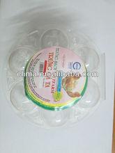 plastic egg carton