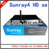 Sunray Sr4 DM800 HD se Triple Tuner -S2/-C/-T Satellite Receiver
