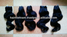 WHOLE SALES EXCELLENT TOP QUALITY VIRGIN VIETNAMESE STRAIGHT SINGLE DRAWN WEFT HAIR
