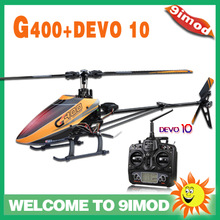 New Product!Walkera G400 with DEVO 10 Six-Axis 6ch Helicopter with GPS Function