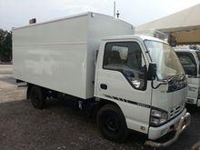 Isuzu 1 Ton NKR55UEEH Year End Promotion Box Van