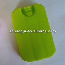 small ice box for refrigerator, transportation and food storage