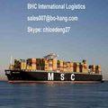 Peixe vivo de transporte da china para o japão por mar, lcl- skype: chloedeng27