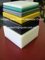 Resistente a productos químicos. 4-30mm de color hoja de polietileno de alta densidad