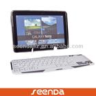 Wireless Slim QWERTY Keyboard TV Keyboard+ Touchpad Mouse Pad