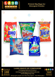 Printed Big Bags for Detergent Powder