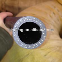 Braided rubber black air hose (20bar)100m length