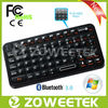 Fantastic Mini Wireless Bluetooth Keyboard for Google Nexus 7 with Backlight