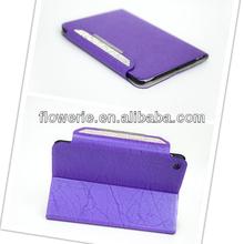 FL2969 2013 Guangzhou new arrival stand crocodile diamond wallet leather flip case for ipad mini