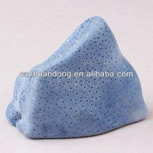 Natural Blue Coral raw specimen