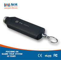 JWM security patrol touching wand, security wand for guard tour checking, vandalism guard tour logger