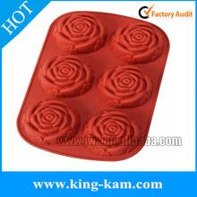 chocolate rose molds