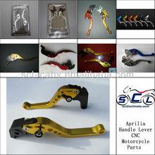 Aprilia Handle Lever CNC Motorcycle Parts Set