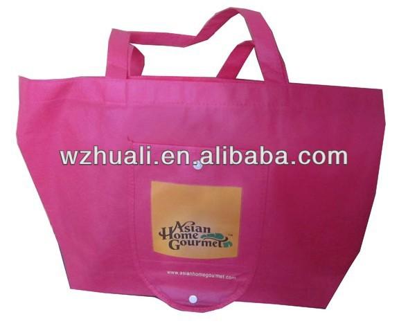 Recycle Foldable Non Woven Bag