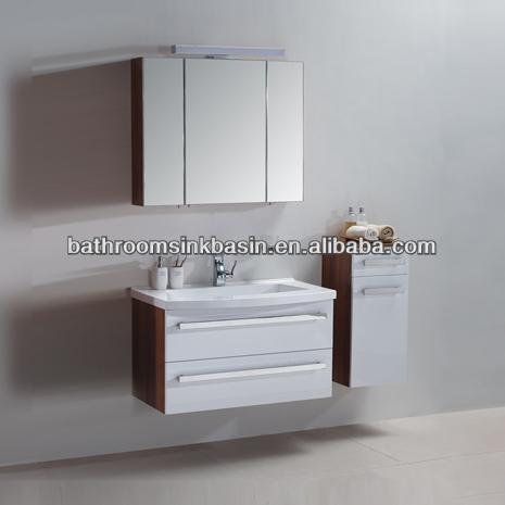 Pvc Bathroom Wash Basin Cabinet Cupboard Bathroom Wash