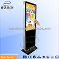 красивый! 42 дюймовый внутренний жк-напольный беспроводной рекламируя игрока/андроид рекламируя игрока