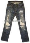 Brand name hot sexy latest boys fashion jeans KTJ-040