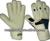 Custom made german latex Professional Football Goalkeeper Gloves