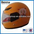 Venta caliente niños de dibujos animados casco de la motocicleta, vender barato!