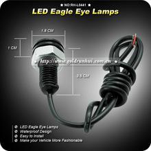Goldrunhui RH-L0441 Waterproof Eagle Eye LED Daytime Running/Brake Lamps / Lights