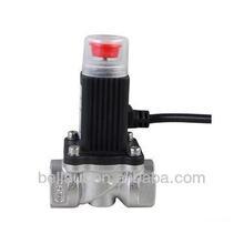 2 inch normally open water solenoid valve, solenoid shut-off valve