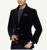 Mens Velvet Sport Coat/Blazer