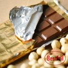 Chocolate packaging aluminum foil wraps