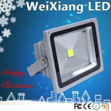 Stock Prepared Cool White CE ROHS SAA IP67 outdoor 50watt 55w led flood light