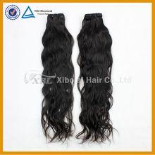 XBL hair extension virgin Indian natural wavy