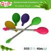 FDA LFGB Standard Silicone Spoon For Honey