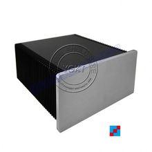 Hard aluminum equipment foam case for industry