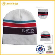 customized men jacquard hat