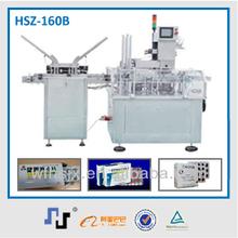 HengShuo Brand TUV certificate carton machine with robot stacker