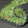 4 green colors fake grass flooring for garden
