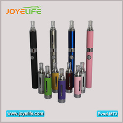EVOD-MT3 electronic cigarette cost and EVOD battery 1100mah