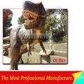 atractivo parque jurásico de dinosaurios de simulación del molde