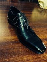100% handmade EEL Skin Shoes